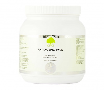 Anti-Ageing Pack - 28 Day Supplement Pack