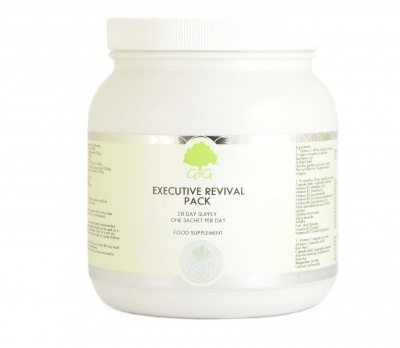 Executive Revival Pack - 28 Day Supplement Pack