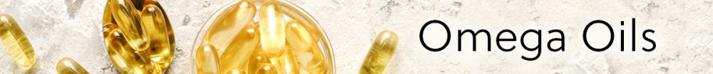 Omega oil supplements