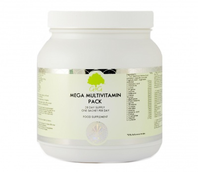 28 Day Mega Multivitamin Supplement Pack