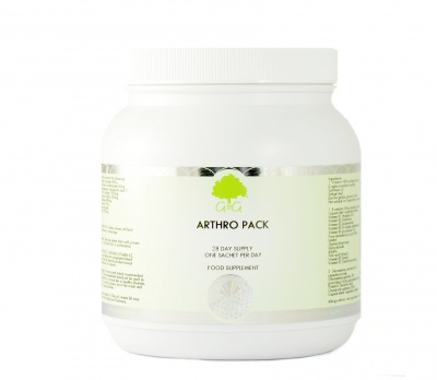 28 Day Artho Supplement Pack