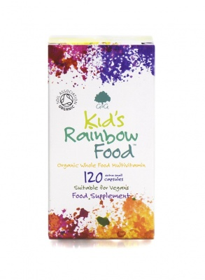 Kid's Rainbow Food - 120 Children's Capsules