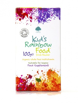 Kids Rainbow Food - 100g Drink Powder