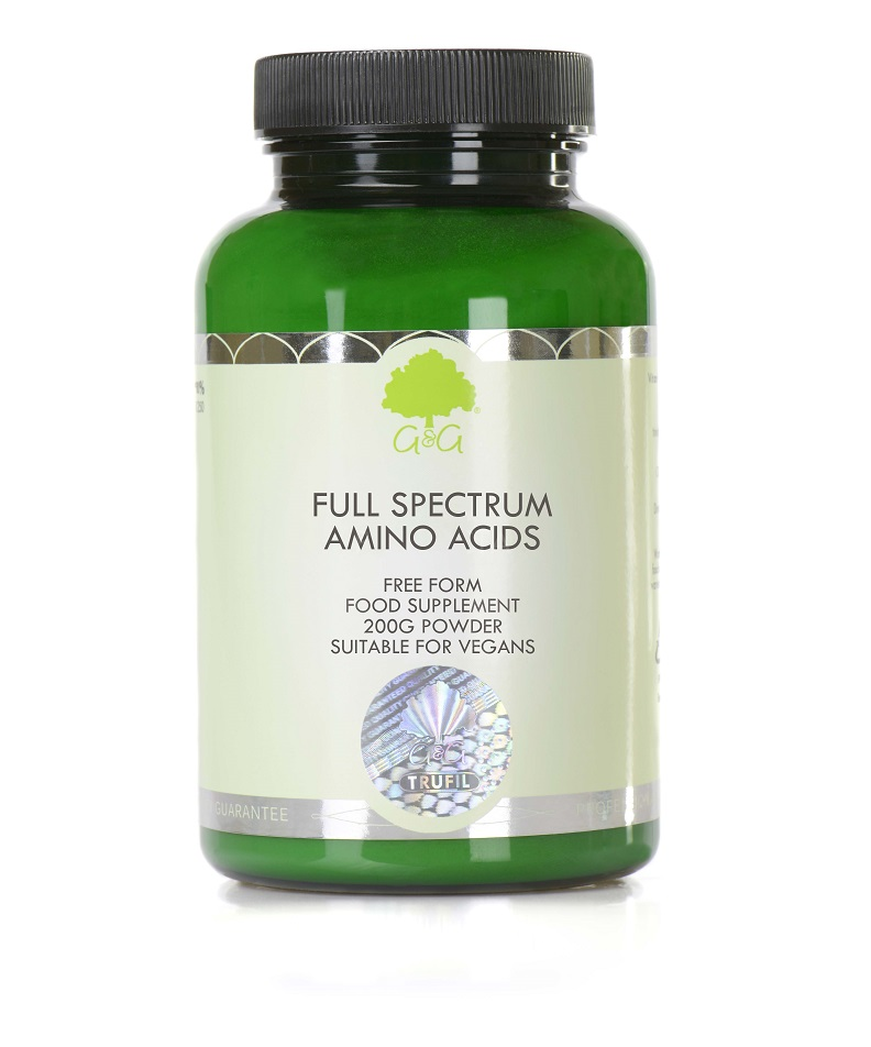 Full Spectrum Amino Acids - 200g Powder