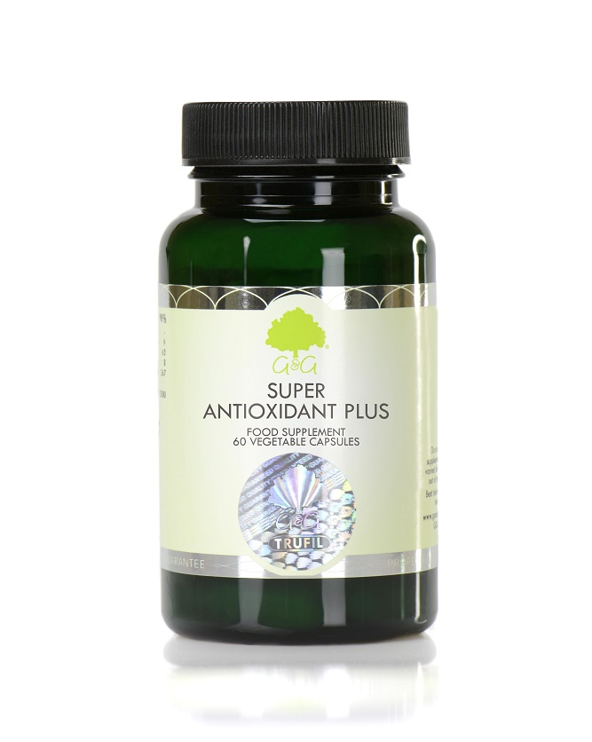 Super Antioxidant Plus - 60 Capsules