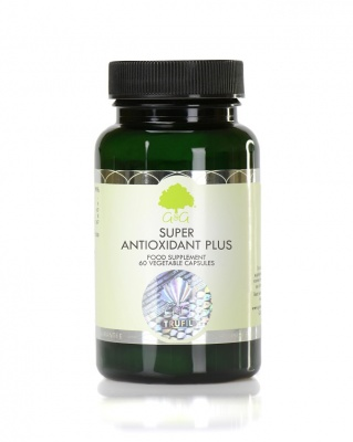 Super Antioxidant Plus (with Selenium, A, C & E) - 60 Capsules